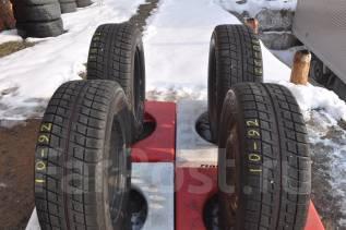 Bridgestone Blizzak Revo2. Зимние, без шипов, 2011 год, износ: 100%, 4 шт