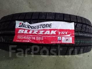 Bridgestone Blizzak VRX. Зимние, без шипов, 2013 год, без износа, 4 шт. Под заказ
