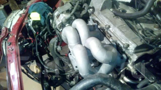 Коллектор. Toyota: Caldina, Celica, Corona Exiv, Carina ED, MR2 Двигатель 3SGTE