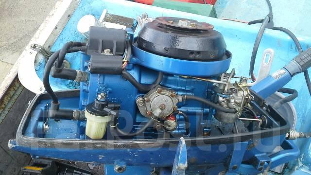 Yamaha. Год: 1995 год, длина 5,50м., двигатель подвесной, 25,00л.с., бензин