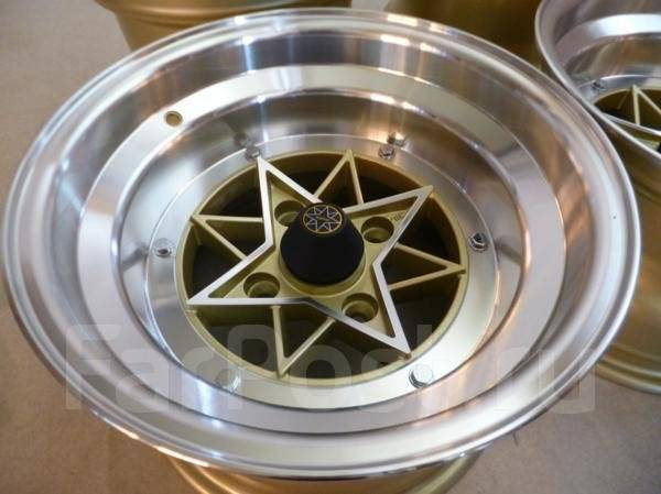 SSR. 9.0/10.0x14, 4x114.30, ET-25/-38, ЦО 73,1мм. Под заказ