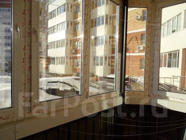1-комнатная, улица Кола Бельды 5. Железнодорожный, агентство, 41 кв.м.