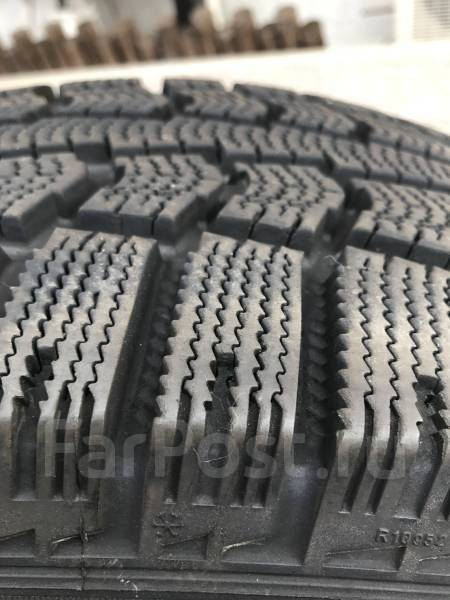 Комплект диски R17, ET(55), 7J + зимняя резина 225/65R17 б/п по РФ. 7.0x17 6x139.70 ET55 ЦО 72,0мм.