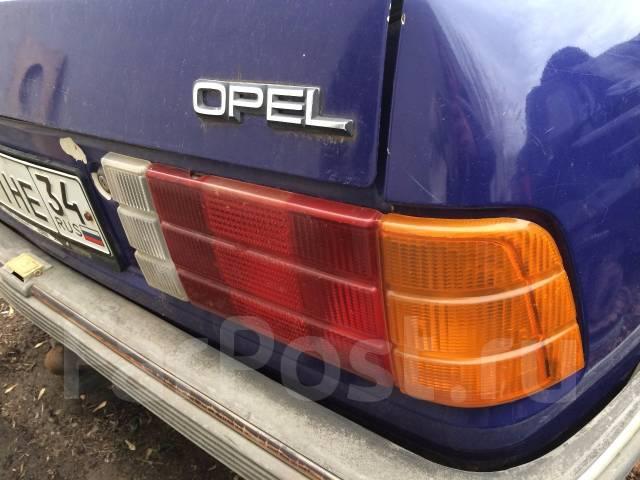 Стоп-сигнал. Opel Rekord