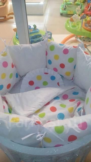 Комплекты в кроватку.
