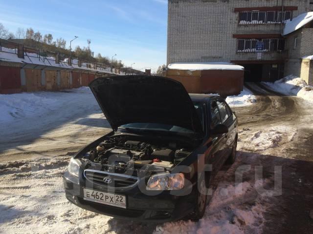 Hyundai Accent. механика, передний, 1.5 (102 л.с.), бензин, 48 000 тыс. км