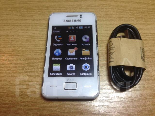 Samsung Star 3 Duos GT-S5222. Б/у