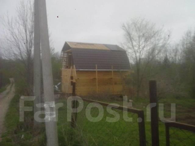 Отличный Участок и Дом из Бруса 70м2. От частного лица (собственник). Фото участка