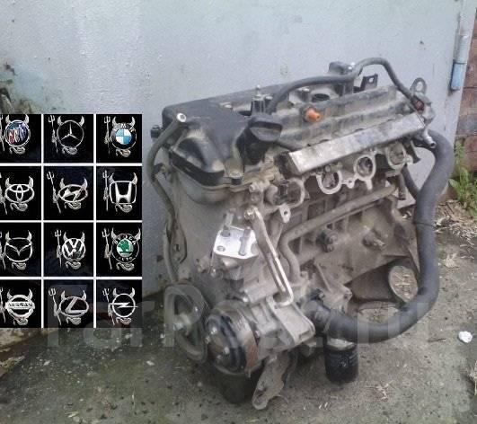 Двигатель. Mitsubishi Lancer X