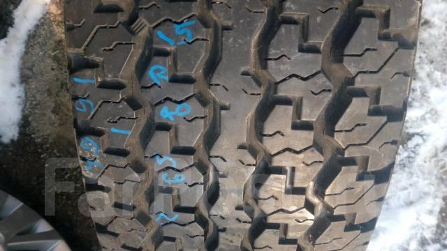 Dunlop Grandtrek. Летние, износ: 5%, 1 шт