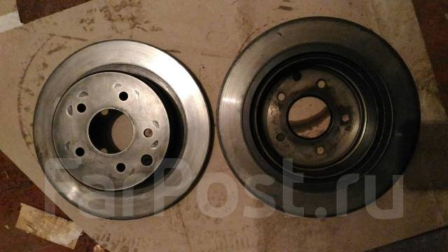 Диск тормозной. Nissan 200SX Nissan 300ZX Nissan Skyline, HCR32, HNR32 Двигатели: SR20DET, RB20DET