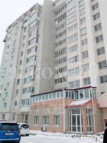 2-комнатная, улица Чкалова 30. Вторая речка, агентство, 59 кв.м. Дом снаружи