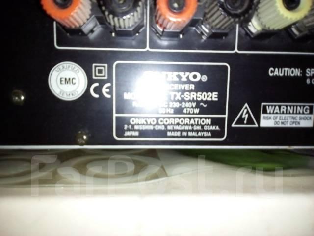 Продам ресивер-усилитель Onkyo.