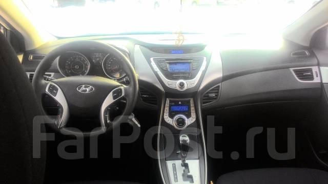"Hyundai Avante 2011 год ""Alfa-Car"" в Хабаровске"