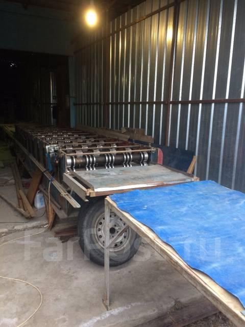 Готовый бизнес: Металлоконструкции и прокат