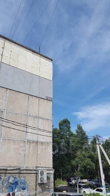 Гостинка, улица Тухачевского 48. БАМ, агентство, 23 кв.м. Дом снаружи