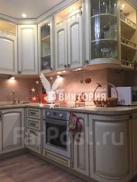 2-комнатная, улица Жигура 26. Третья рабочая, агентство, 46 кв.м. Кухня