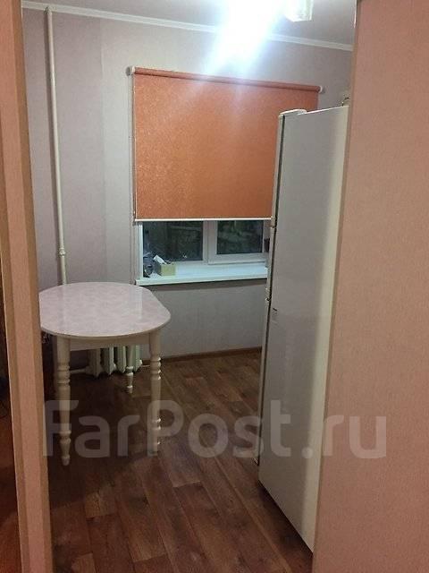 1-комнатная, улица Луговая 77. Баляева, агентство, 30 кв.м.