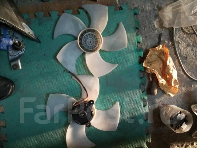 Вентилятор охлаждения радиатора. Subaru Impreza, GH3, GH, GH2, GH8, GH7, GH6