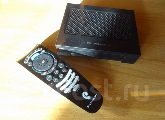 IPTV приставка Motorola VIP-1003