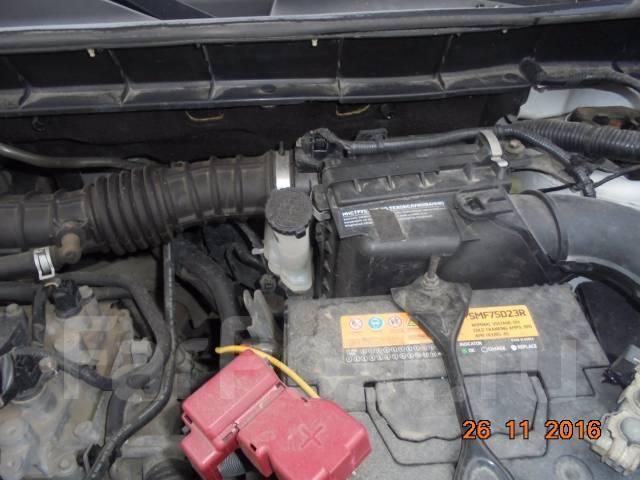 Nissan Juke. механика, передний, 1.6 (117 л.с.), бензин, 70 000 тыс. км