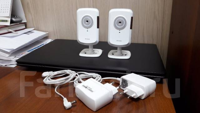 Wi-Fi камеры.
