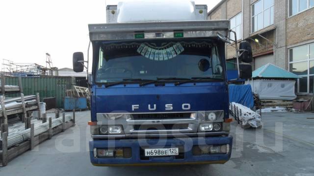 Mitsubishi Fuso. Продам Mitsubishi FUSO, 11 149 куб. см., 10 000 кг.