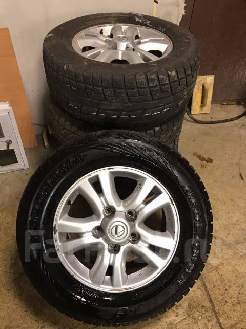 Комплект колес на LX470/LC100. x18 5x150.00