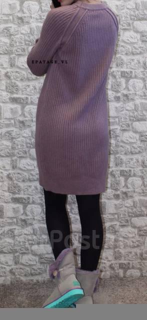 Платья-туники. 40-48