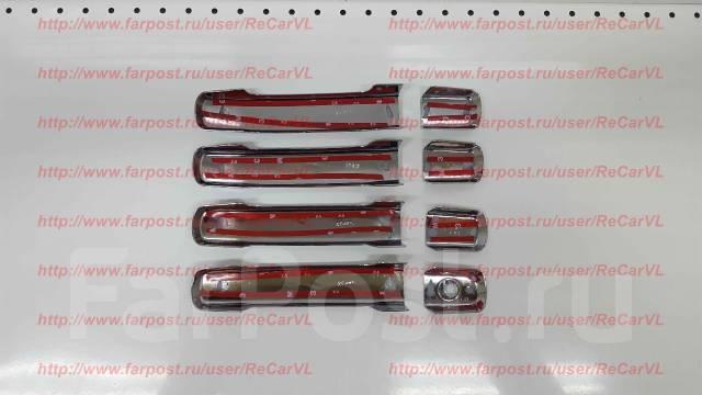 Накладка на ручки дверей. Nissan Dualis, KNJ10, KJ10, NJ10, J10 Nissan Qashqai, J10, J11