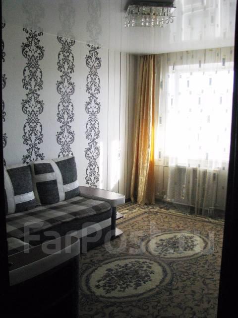 3-комнатная, шоссе Магистральное 15/7. Центральный, агентство, 63 кв.м.
