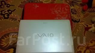"""Sony VAIO. 15.5"""", 2 500,0ГГц, ОЗУ 4096 Мб, диск 500 Гб, WiFi, Bluetooth, аккумулятор на 5 ч."""