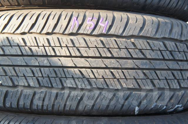 Dunlop. Летние, 2008 год, износ: 10%, 4 шт