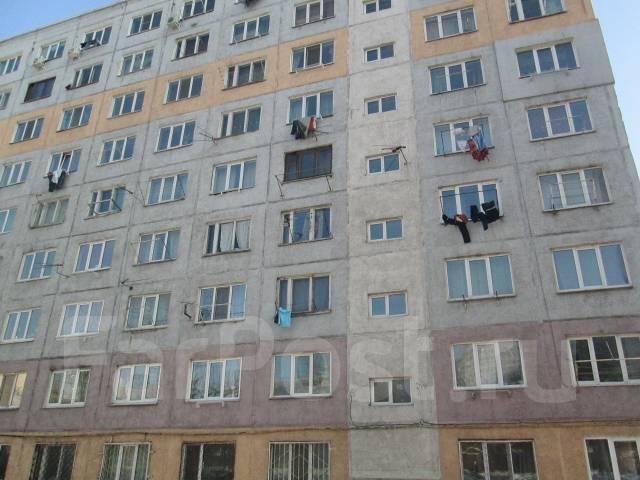 1-комнатная, улица Липовая 2. Чуркин, агентство, 32 кв.м. Дом снаружи