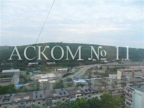 3-комнатная, улица Кипарисовая 6. Чуркин, агентство, 62 кв.м. Вид из окна днём