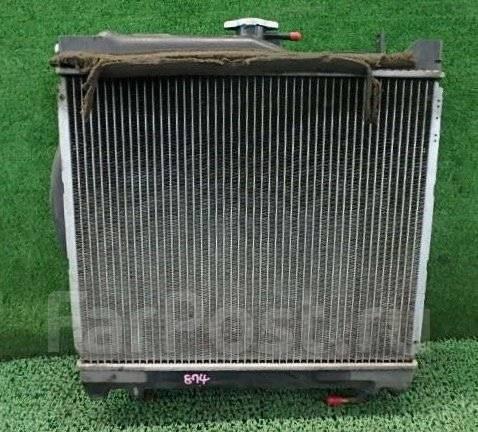 Радиатор охлаждения двигателя. Suzuki Jimny, JB33W, JB23W Suzuki Jimny Wide, JB33W Двигатель G13B
