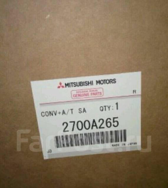 Вариатор. Mitsubishi Outlander Citroen C-Crosser Peugeot 4007 Двигатель 4B11
