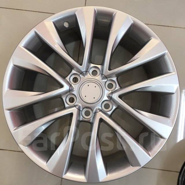 Storm Wheels. 8.5x20, 6x139.70, ET40, ЦО 106,1мм.