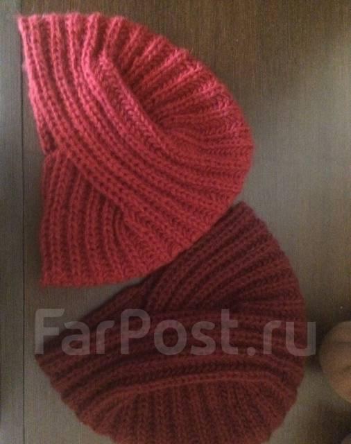 Вязанная чалма. 57