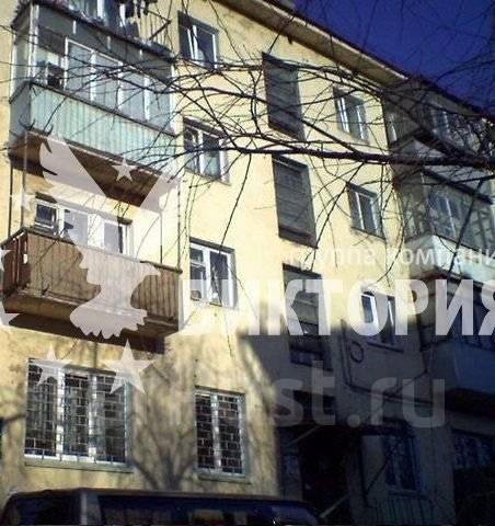 1-комнатная, улица Вострецова 7. Столетие, агентство, 36 кв.м. Дом снаружи