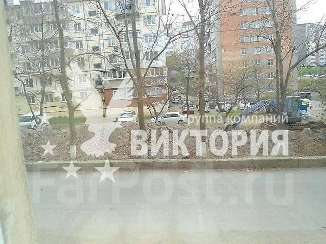 1-комнатная, улица Вострецова 7. Столетие, агентство, 36 кв.м. Вид из окна днем