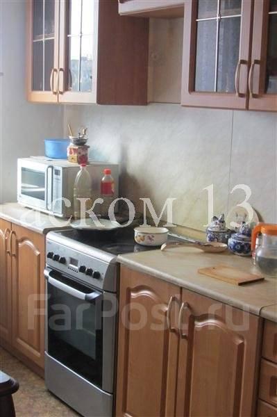 3-комнатная, улица Шилкинская 15. Третья рабочая, агентство, 72 кв.м.