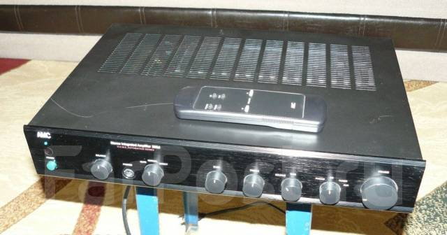 HI-FI стерео усилитель AMC 306D