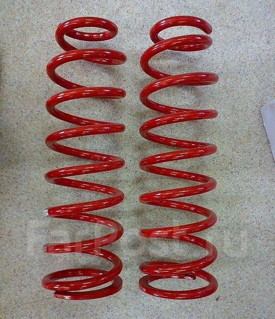 Пружина подвески. Honda CR-V, RD2, RD1, E-RD1, GF-RD2, GF-RD1