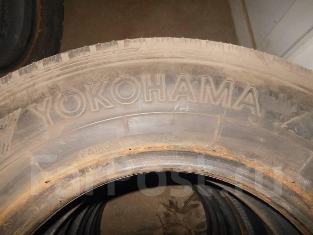 Yokohama ProForce RY01. Летние, износ: 50%, 4 шт