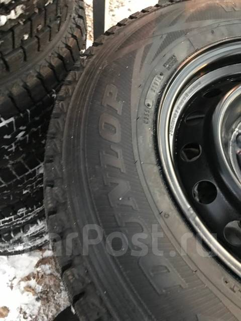Dunlop Winter Maxx. Зимние, без шипов, 2016 год, без износа, 4 шт