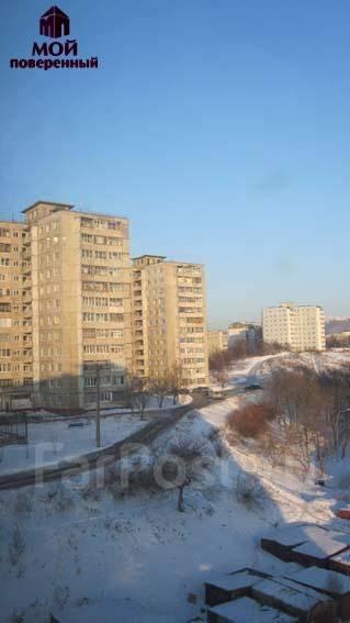 2-комнатная, улица Шошина 21. БАМ, агентство, 50 кв.м. Вид из окна днём