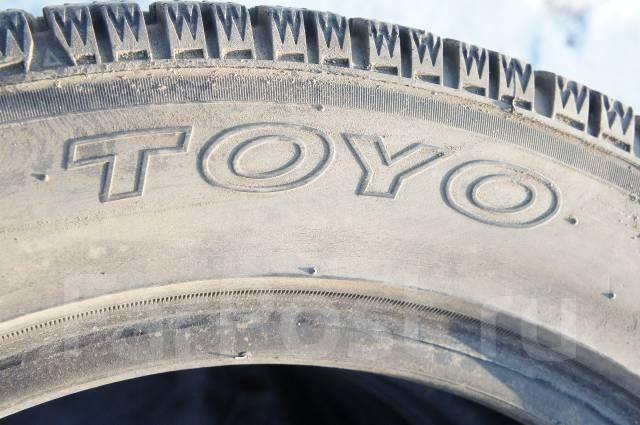 Toyo. Зимние, без шипов, 2003 год, износ: 10%, 4 шт