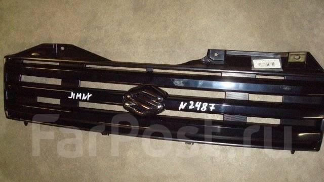 Решетка радиатора. Suzuki Jimny, JB23W Двигатель K6A