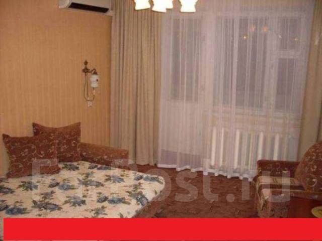 1-комнатная, Хабаровская 25. Железнодорожный, агентство, 32 кв.м.